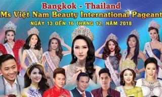 Hoa hậu Phụ nữ Quốc tế tổ chức đêm chung kết tại tòa nhà cao nhất Thái Lan