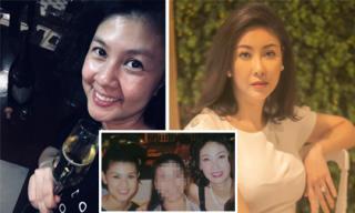Từng chẳng kém cạnh HH Hà Kiều Anh, sau hơn 10 năm nhan sắc Kim Thư đã thay đổi chóng mặt, vì đâu nên nỗi?