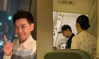 Lâm Chí Dĩnh nói gì sau khi bị chỉ trích sử dụng đặc quyền ngôi sao, khiến máy bay cất cánh trễ 30 phút?