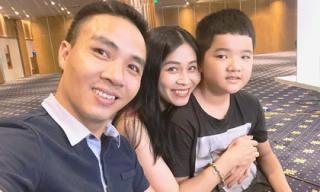 Đây là cách đối xử của Hoàng Linh với con riêng của chồng sắp cưới Mạnh Hùng