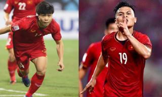 Động thái của Công Phượng và Quang Hải sau khi ghi bàn giúp Việt Nam chiến thắng đang nhận lượt like khủng