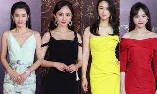 Lễ trao giải Hoa Biểu 2018: Dàn mỹ nhân nổi tiếng thi nhau khoe vai trần trên thảm đỏ