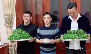 Sự thật bức ảnh Cường Đô la 'bê tráp' đến ăn hỏi Đàm Thu Trang