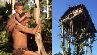 Bí ẩn về bộ tộc ăn thịt người, sống cô lập với thế giới gần 2000 năm