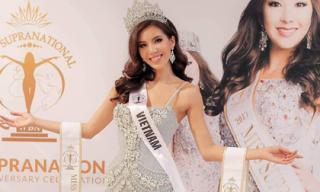 Minh Tú nhận vương miện Hoa hậu Siêu quốc gia châu Á sau khi chỉ dừng chân tại Top 10