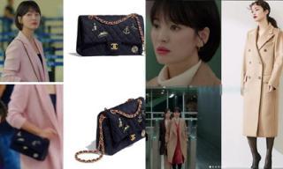Thêm những món đồ hiệu cực chất của Song Hye Kyo trong 'bom tấn' mới