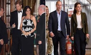 Vợ chồng Kate - William không đến sự kiện quan trọng của Hoàng gia vì có Meghan - Harry