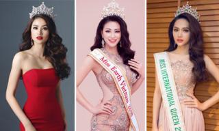 Không riêng Hoa hậu Trái đất Phương Khánh, nhiều 'bông Hậu' Việt cũng bị tố vô ơn, 'ăn cháo đá bát'