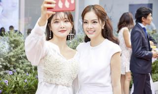 Dương Cẩm Lynh ngày càng xinh đẹp sau khi chia tay chồng đại gia