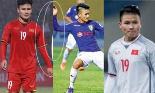 Tại sao Quang Hải luôn mặc thêm chiếc áo dài tay bên trong khi ra sân?