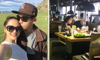 Hồ Quang Hiếu thừa nhận đi ăn cùng Bảo Anh nhưng 'trách' người chụp lén vì điều này