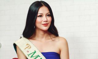 Hoa hậu Trái đất Phương Khánh khóc nghẹn phủ nhận tin đồn mua giải, vô ơn