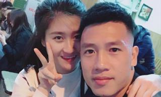 Lộ diện bạn gái cầu thủ Huy Hùng và câu chuyện tình 3 năm đẹp như mơ