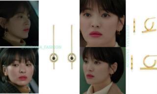 Ngắm bộ sưu tập khuyên tai đơn giản nhưng tinh tế và đẳng cấp của Song Hye Kyo trong 'Encouter'
