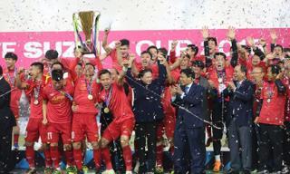 'Bắn' hạ 'hổ' Malaysia, Việt Nam vô địch AFF Cup sau 10 năm