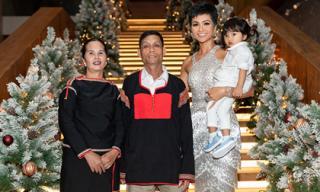 Hoa hậu H'Hen Niê rơm rớm nước mắt thừa nhận mình là đứa con cứng đầu