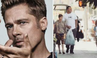 Brad Pitt chẳng tiếc khi mất Angelina Jolie, chỉ quặn lòng khi nhìn thấy điều chướng mắt này
