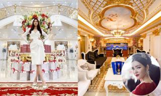 Biệt thự xa hoa như cung điện của các mỹ nhân Việt