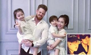 Chồng Elly Trần chính thức lộ diện, nhưng không ngờ lại khác lạ nhiều thế này!