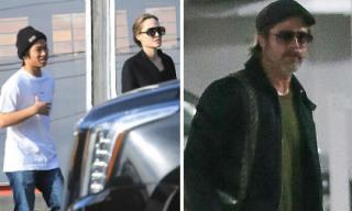 Angelina Jolie rất biết cách 'xát muối' vào vết thương lòng của Brad Pitt