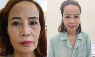 """Để đỡ lệch khi đi cạnh chồng trẻ, cô dâu Cao Bằng 62 tuổi đã """"đại tu"""" những gì?"""