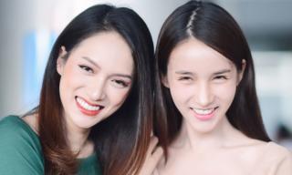 Sân bay 'nóng đến 100 độ' khi có sự xuất hiện của hai mỹ nhân chuyển giới Hương Giang và Yoshi