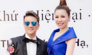 Hoa hậu Bùi Thị Hà tỏa sắc tại sự kiện ở Nha Trang
