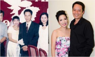 Bức ảnh hiếm trong đám cưới 21 năm về trước của ca sĩ Mỹ Linh lần đầu được hé lộ