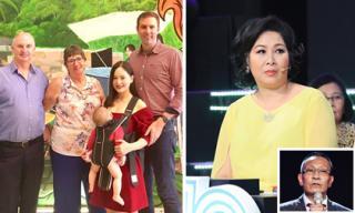 Sao Việt 10/1/2019: Diễn viên Lan Phương tiết lộ mối quan hệ với bố mẹ chồng, NS Hồng Vân 'giận dỗi' vì MC Lại Văn Sâm nói điều này