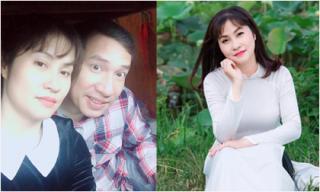 Nhan sắc xinh đẹp của người vợ bí ẩn kém 11 tuổi mà Quang Thắng cất công 'giấu kín' bấy lâu