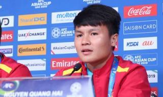 Quang Hải hé lộ bí quyết để đánh bại Iran ở Asian Cup 2019