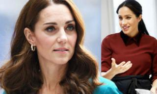 Hành động của Công nương Kate cho thấy mối quan hệ với em dâu Meghan thêm phần căng thẳng