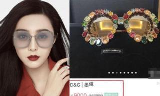 Phạm Băng Băng tiếp tục bị chỉ trích vì rao bán sản phẩm D&G sau scandal kỳ thị Trung Quốc
