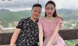 Vợ chồng Á hậu Trà My trốn con đi du lịch Đà Nẵng