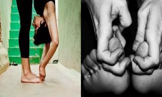 Tập động tác đơn giản cùng ngón chân cái mỗi ngày, giúp hông săn chắc, vòng eo thon gọn, lại còn chữa đau đầu, mất ngủ