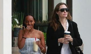 """Bước sang tuổi 14, con gái nuôi của Angelina Jolie làm điều đặc biệt khiến ai nấy đều phải """"choáng"""""""