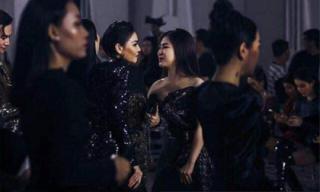 Hương Tràm tiết lộ được Thu Minh gửi lời chúc mừng ngay trước khi liveshow diễn ra