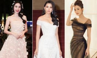 Ai xứng danh 'Nữ hoàng thảm đỏ' showbiz Việt tuần qua? (P105)