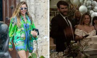 Rộ thông tin Miley Cyrus có bầu sau đám cưới bí mật với Liam Hemsworth