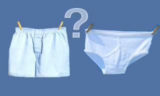 Quần lót tam giác hay quần đùi nam giới mặc sẽ tốt cho tinh trùng hơn?