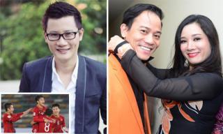 Sao Việt 17/1/2019: Đội tuyển Việt Nam thắng Yemen 2-0, sao Việt vẫn 'chưa vui' vì lý do này; Thanh Thanh Hiền tiết lộ về mối quan hệ với con riêng của chồng