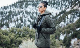 Trương Thị May hào hứng nghịch tuyết, khám phá xứ sở Cờ Hoa cùng mẹ