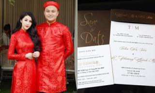 Tổ chức đám cưới từ Bắc vào Nam, nhà chồng Vân Navy gây chú ý với quy định khách mời như Trấn Thành, Trường Giang