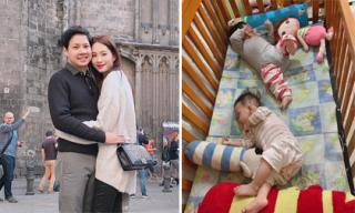 Đặng Thu Thảo đã thực hiện một điều ấm áp cùng chồng thay cho việc tổ chức sinh nhật hoành tráng
