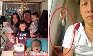 Sao Việt 18/1/2019: Xuân Mai hé lộ ảnh con thứ ba, mong các bé mau lớn để về quê đón Tết; Duy Mạnh than thở về một người ngồi máy bay gác chân bẩn lên ghế