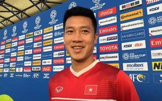 Tiền vệ Huy Hùng: ĐT Việt Nam sẽ có bất ngờ dành cho Jordan