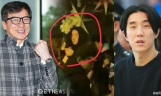 Con trai Thành Long bị chỉ trích khi lộ ảnh tiệc tùng thâu đêm với gái lạ ở Hàn Quốc