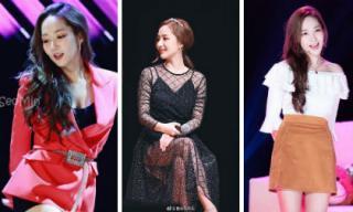 Fans xứ Đài bấn loạn trước sự biến hóa đa phong cách của Park Min Young