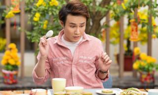 Vừa tuyên bố không ăn tết, Huỳnh Lập ngay lập tức gây tranh cãi khi bị bắt gặp ăn sập mặt!