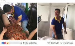 Sự thật bất ngờ đằng sau ca sinh nở hy hữu 'tài xế taxi làm bà đỡ bất đắt dĩ' khiến MXH xôn xao